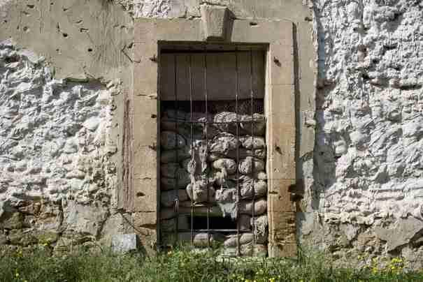 dinfo.gr - Συγκλονιστικές φωτογραφίες από την Πράσινη Γραμμή της Κύπρου