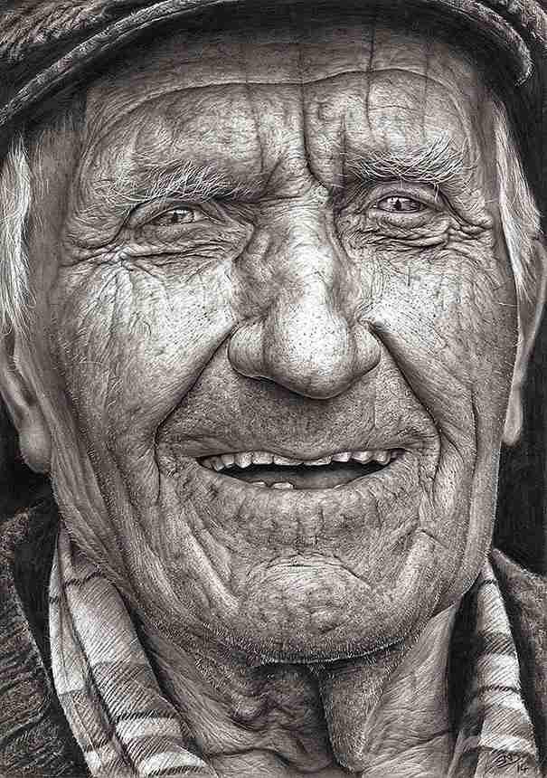 dinfo.gr - Ένα δεκαεξάχρονο κορίτσι κερδίζει Εθνικό Διαγωνισμό Τέχνης με ένα εκπληκτικό πορτραίτο!