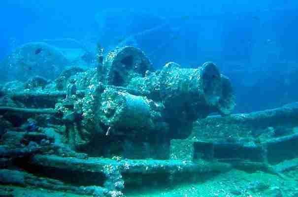 USS, Oriskany, Pensakola, Φλόριντα