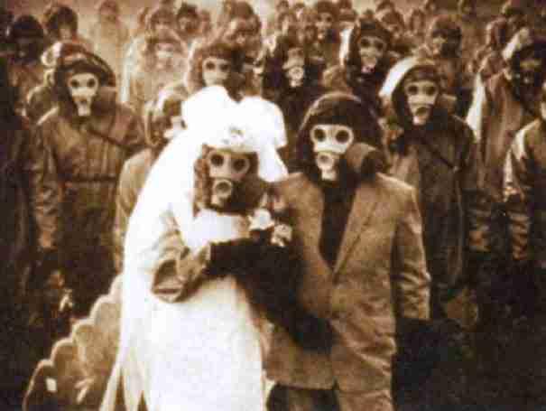 Miyakejima, η πόλη που όλοι φορούν συνεχώς αντιασφυξιογόνες μάσκες