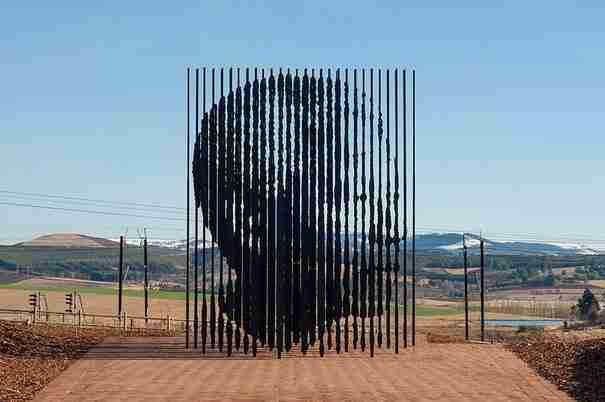 «Νέλσον Μαντέλα» , Νότια Αφρική