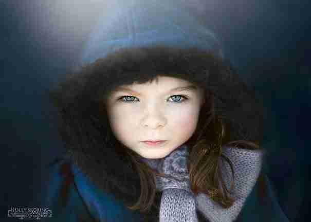 Η μητέρα ενός κοριτσιού με ειδικές ανάγκες δημιουργεί ένα υπέροχο παραμύθι με πρωταγωνίστρια την κόρη της