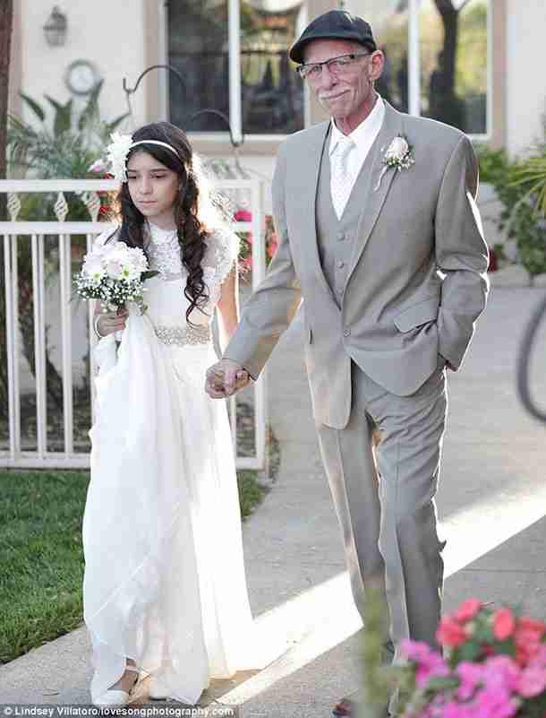 Κανείς δεν θα μπορέσει ποτέ να ξεχάσει τι έκανε αυτός ο ετοιμοθάνατος πατέρας για την κόρη του..
