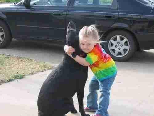 Όταν πέθανε ο σκύλος του, ένα 4χρονο κορίτσι έστειλε γράμμα στο Θεό. Διαβάστε τι έλαβε ως απάντηση