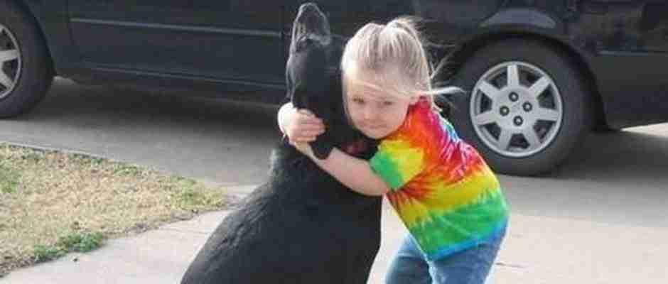 Αυτό το κοριτσάκι όταν πέθανε ο σκύλος του έστειλε γράμμα στο Θεό. Διαβάστε τι έλαβε ως απάντηση