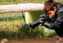 Έχει ήδη βραβευτεί για τις φωτογραφίες του αν και είναι μόλις 9 ετών!