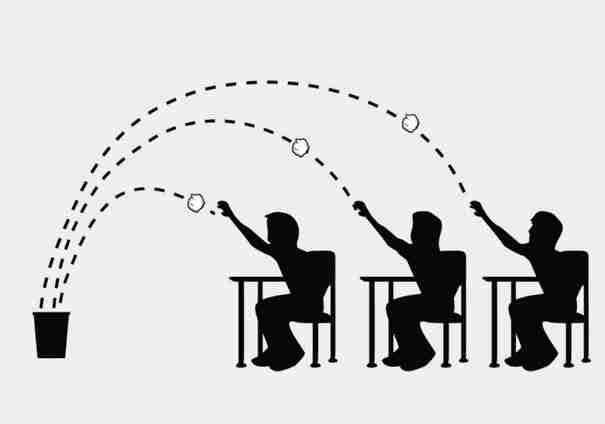 """Ένας καθηγητής προσπαθεί να εξηγήσει στην τάξη του τι είναι τα """"προνόμια"""". Διαβάστε πως.."""