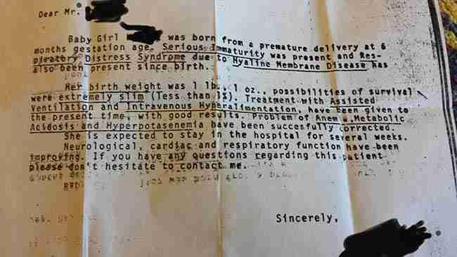 Μια γυναίκα κουβαλάει πάντα μαζί της αυτή την επιστολή. Όταν την διαβάσετε, θα καταλάβετε γιατί..