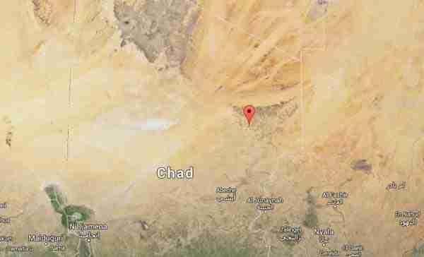 Βλέπετε αυτή τη μικρή τελεία στο Google Maps; Αν κάνετε ζουμ θα δείτε κάτι καταπληκτικό!