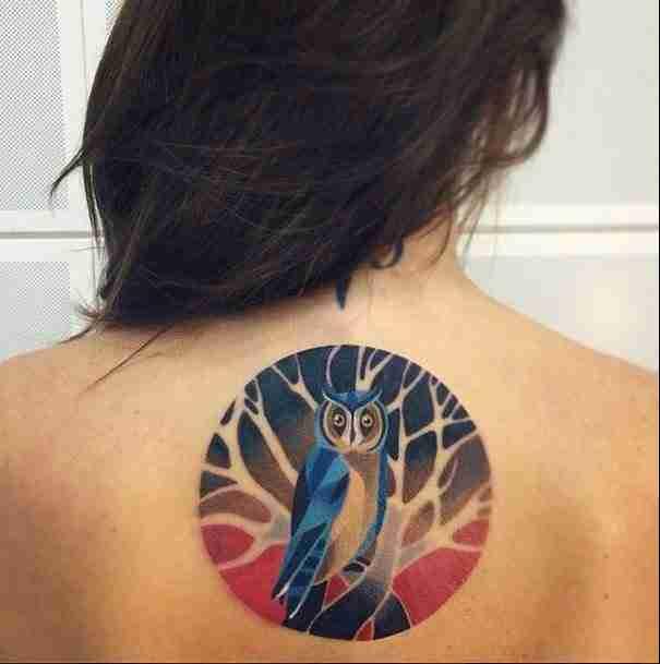 Αυτά τα τατουάζ μοιάζουν με υδατογραφίες και είναι απίστευτα όμορφα!