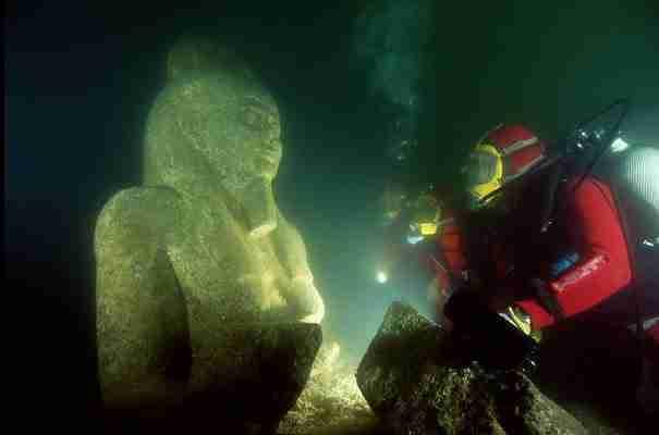 Αυτό που ανακάλυψαν οι αρχαιολόγοι στο βυθό της θάλασσας θυμίζει σκηνικό από ταινία φαντασίας