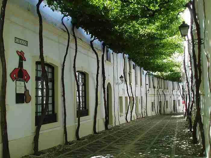 Χερέθ, Ισπανία