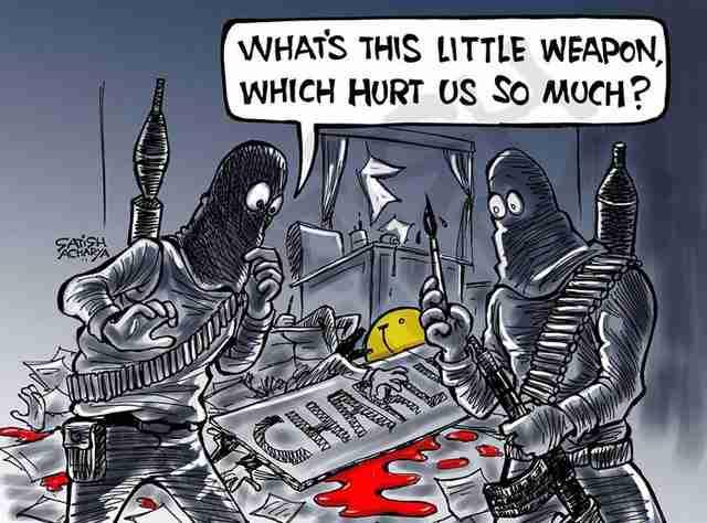 Μα γιατί αυτό το μικρό όπλο προκαλεί τόσο μεγάλη ζημιά;