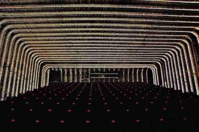 Cineteca de El Matadero στη Μαδρίτη, Ισπανία