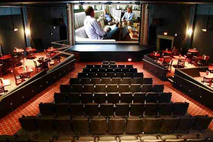 Το Θέατρο Bijou στο Μπρίτζπορτ