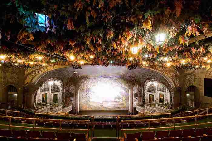 ο εκπληκτικό Winter Garden Theatre στο Τορόντο