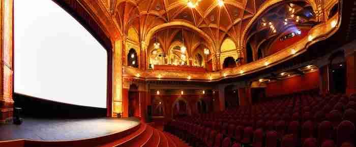 Το Εθνικό Θέατρο Κινηματογράφου Urania, στη Βουδαπέστη της Ουγγαρίας