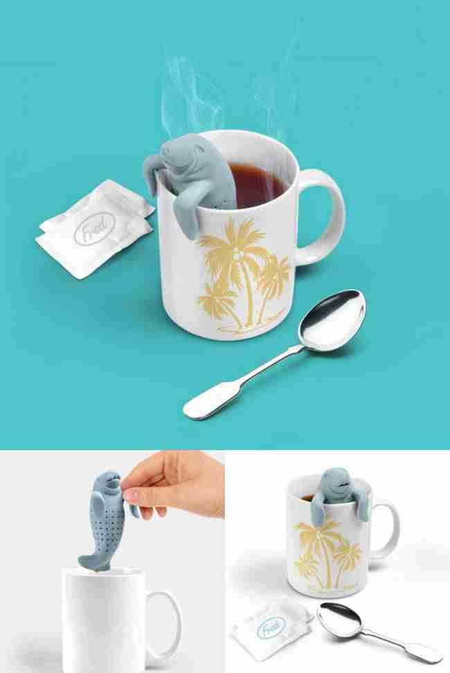 15. Μια φώκια για το τσάι σας..