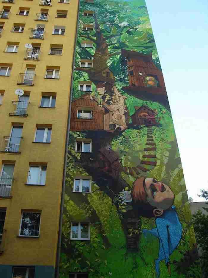 Μπιντγκός, Πολωνία
