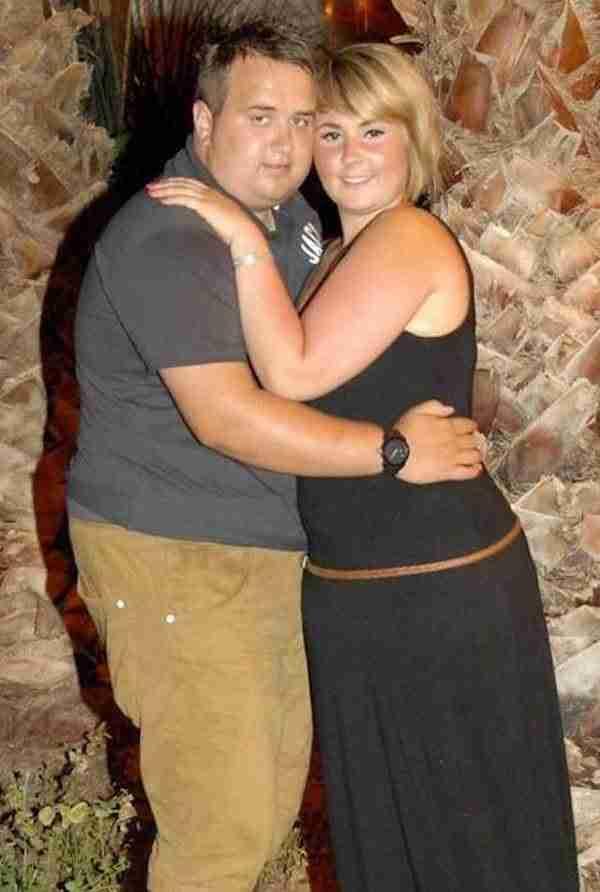 Αποφάσισαν να χάσουν βάρος για την ημέρα του γάμου τους. Το αποτέλεσμα θα σας σοκάρει