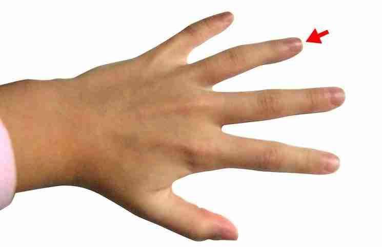 Λένε ότι το μυστικό στην προσωπικότητά σας είναι το μήκος αυτού το δάχτυλου. Κάντε το τεστ!