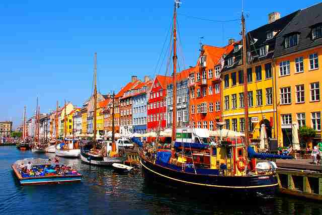 Νίχαβν, Κοπεγχάγη, Δανία