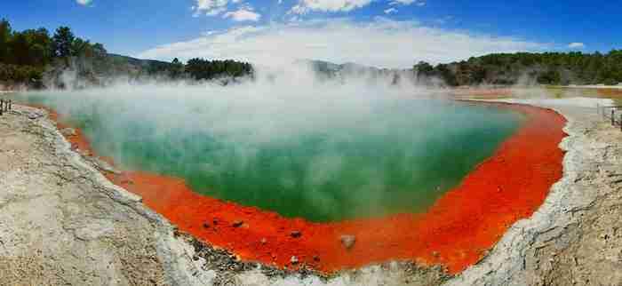 Θερμές Πηγές Ροτορούα, Νέα Ζηλανδία