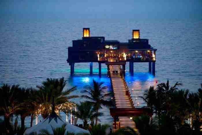 Pierchic στο Ντουμπάι, Ηνωμένα Αραβικά Εμιράτα