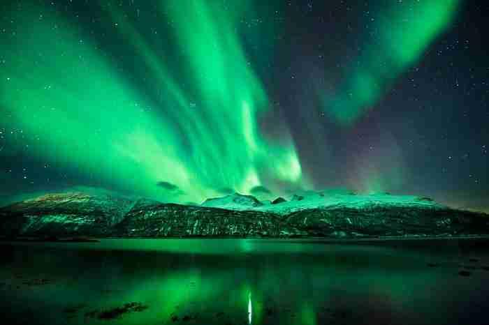 Aurora Borealis / Βόρειο Σέλας