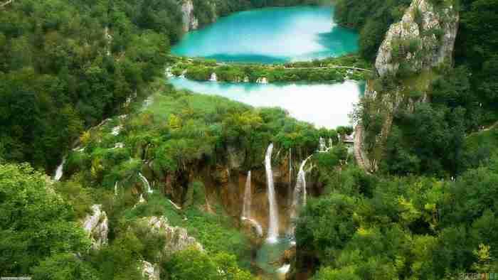 Λίμνες Plitvice, Κροατία