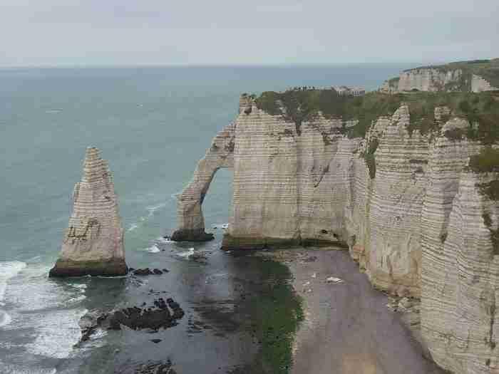 Côte d'Albâtre, Γαλλία