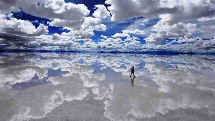 Salar de Uyuni, Βολιβία