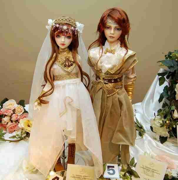Η κούκλα νύφη