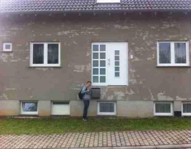 Ένα σπίτι για ακροβάτες..