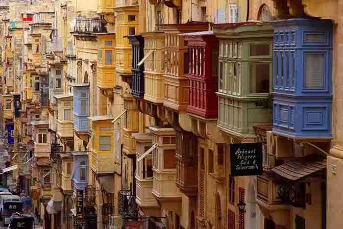 Βαλλέτα, Μάλτα