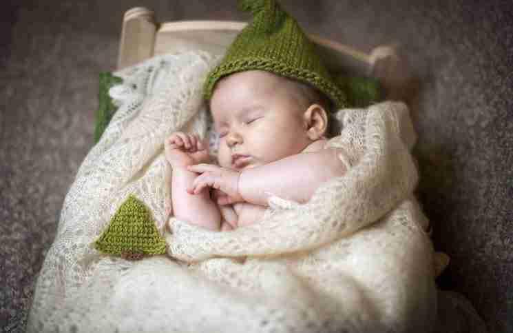 Νέοι γονείς; Δείτε πως θα κοιμίσετε το μωρό σας σε λιγότερο από ένα λεπτό!