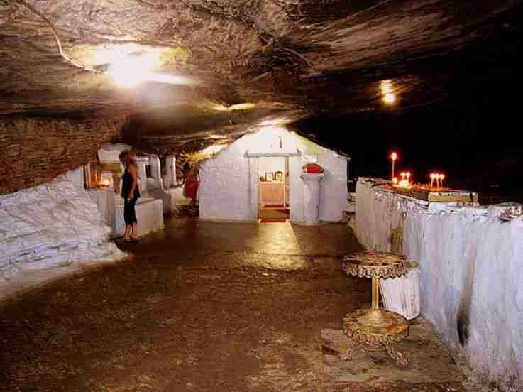 Παναγία Σπηλιανή, Σάμος