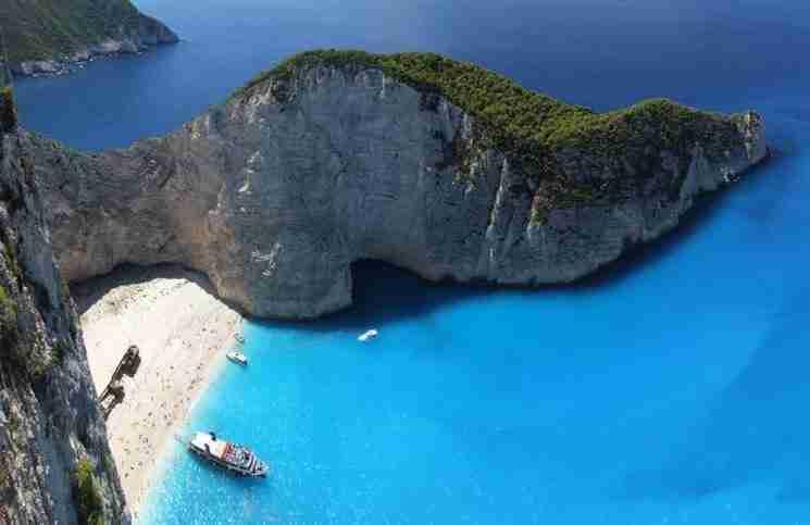 Ναυάγιο, Ελλάδα
