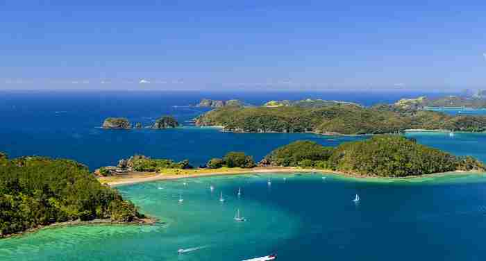 Bay of Islands, Νέα Ζηλανδία