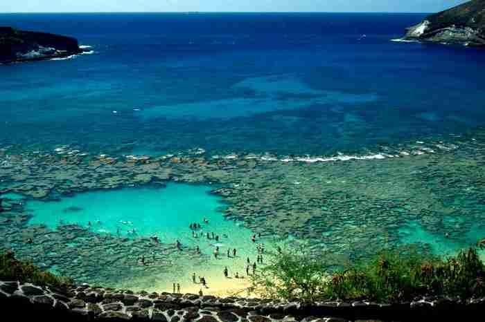 Hanauma Bay, Χαβάη, ΗΠΑ