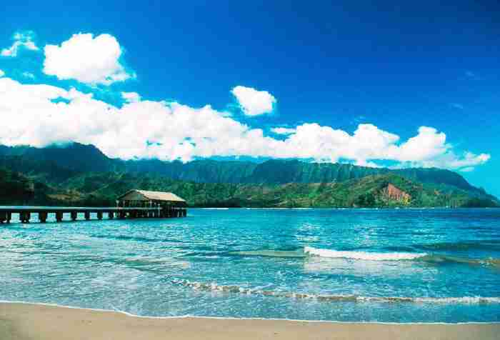 Hanalei Bay, Χαβάη, ΗΠΑ