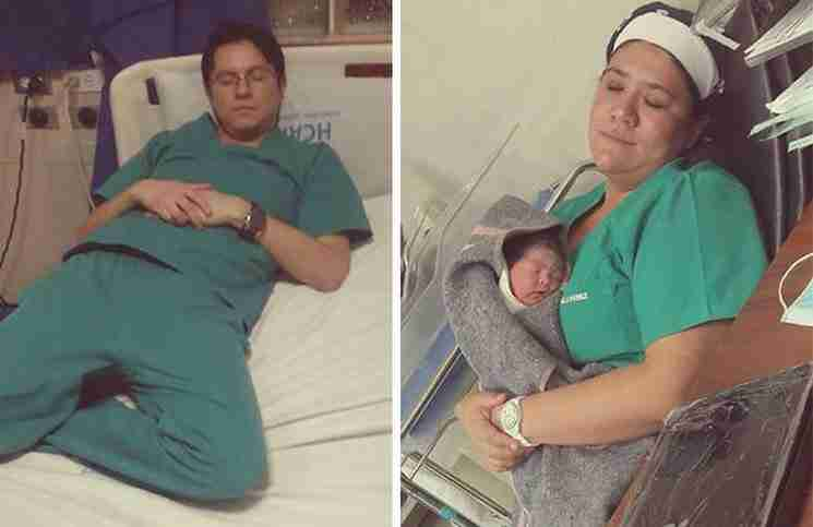 Γιατροί από όλο τον κόσμο ενώνονται για να υπερασπιστούν συνάδελφο που κατηγορήθηκε ότι κοιμήθηκε στη βάρδια της