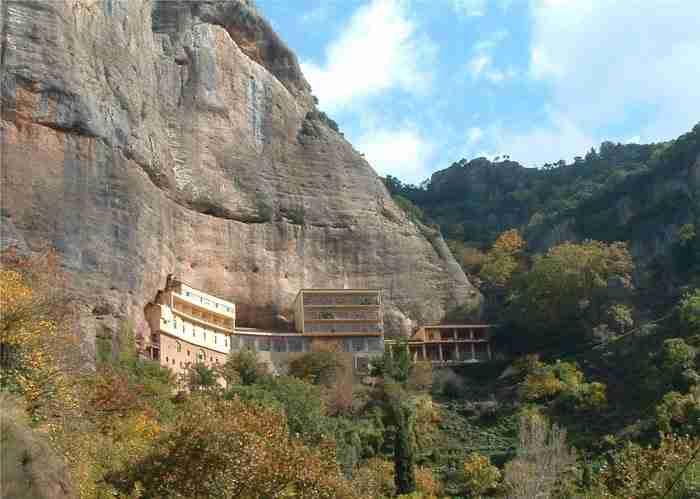 Ιερά Μονή της Θεοτόκου του Μεγάλου Σπηλαίου