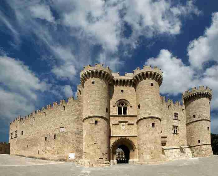 Παλάτι του Μεγάλου Μαγίστρου ή Κάστρο των Ιπποτών