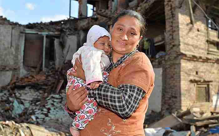 Για να βοηθήσετε τους ανθρώπους στο Νεπάλ