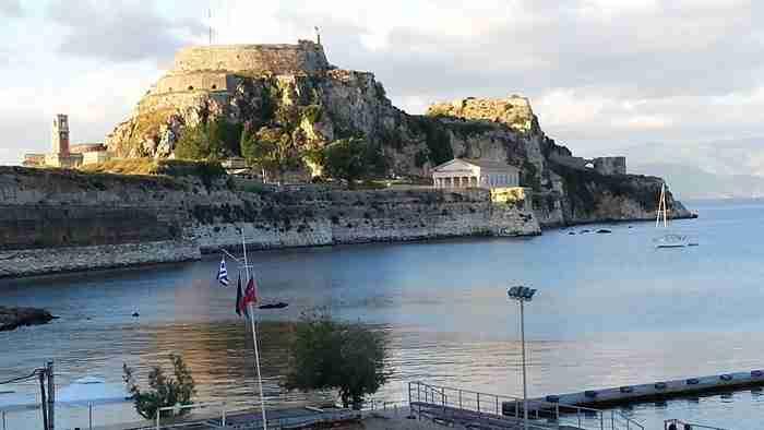 Παλαιό Φρούριο Κέρκυρας ή Φορτέτσα ή Φρούριο Αγίου Νικολάου