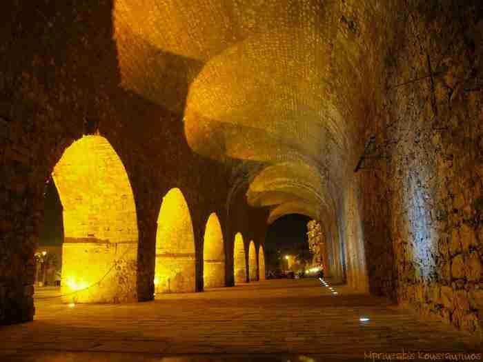 Ενετικά Τείχη Ηρακλείου ή Μεγάλο Κάστρο του Χάνδακα