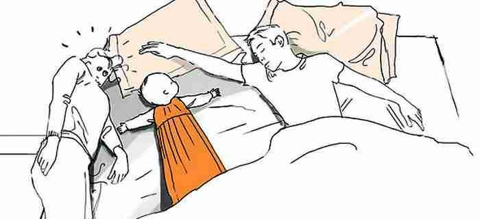 Η ζωή μιας νέας μαμάς σε 15 φανταστικά σκίτσα!