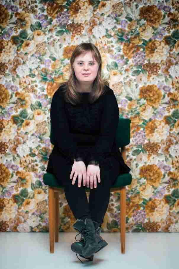 Οι άνθρωποι με σύνδρομο Down είναι όμορφοι και αυτά τα πορτρέτα το αποδεικνύουν!