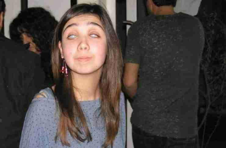 Παρασκευή Κουτσαΐδη: η τυφλή μαθήτρια από την Κρήτη που αρίστευσε στις εξετάσεις